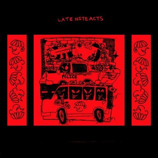 Feel It! Records Beta Boys - Late Night Acts LP