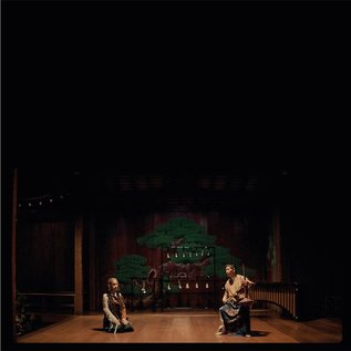 K7 Takada, Midori & Lafawndah - Le Renard Bleu LP