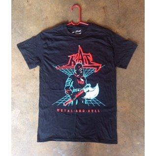 Forever Street Metal Bitch Kat - T-Shirt Large