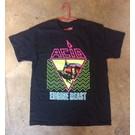 Forever Street Metal Bitch Acid - T-Shirt Black Small