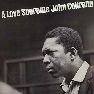 Impulse! Coltrane, John - A Love Supreme LP