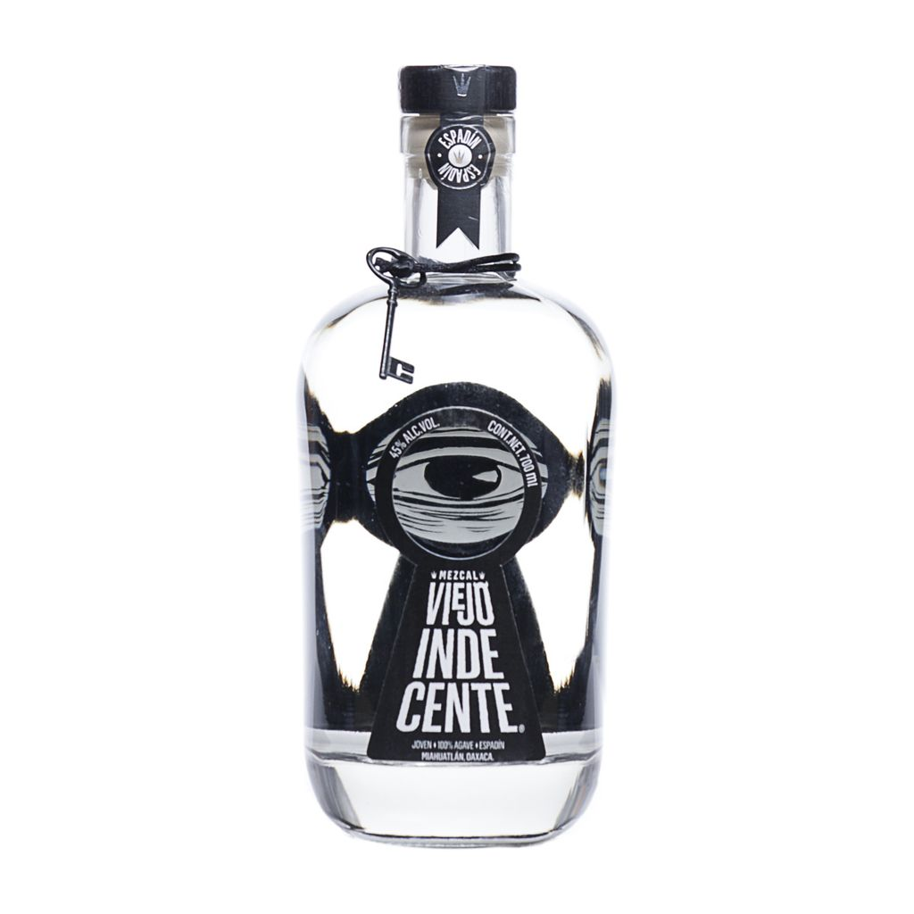 Tequila/Mezcal Viejo Indecente Mezcal Espadin Oaxaca 750ml