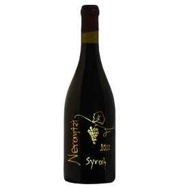 Greek Wine Domaine Nerantzi Syrah 2011 750ml