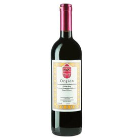 Greek Wine Sclavos Orgion Slopes of Aenos Mavrodaphne 2015 750ml