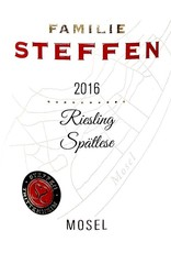Famille Steffen Riesling Spatlese Mosel 2018 750ml