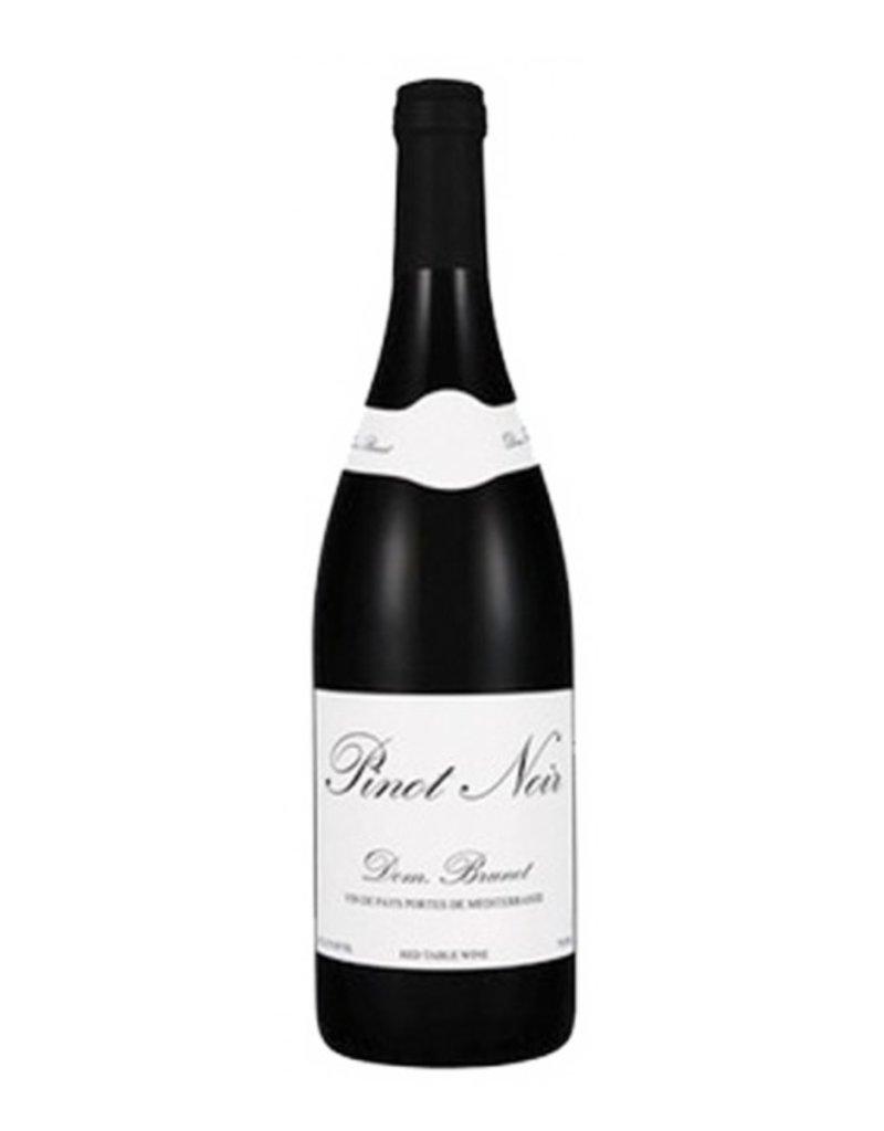 Dom. Brunet Pinot Noir 2018 750ml
