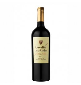 "South American Wine Cuvelier Los Andes ""Coleccion"" Valle de Uco Mendoza 2014 750ml"