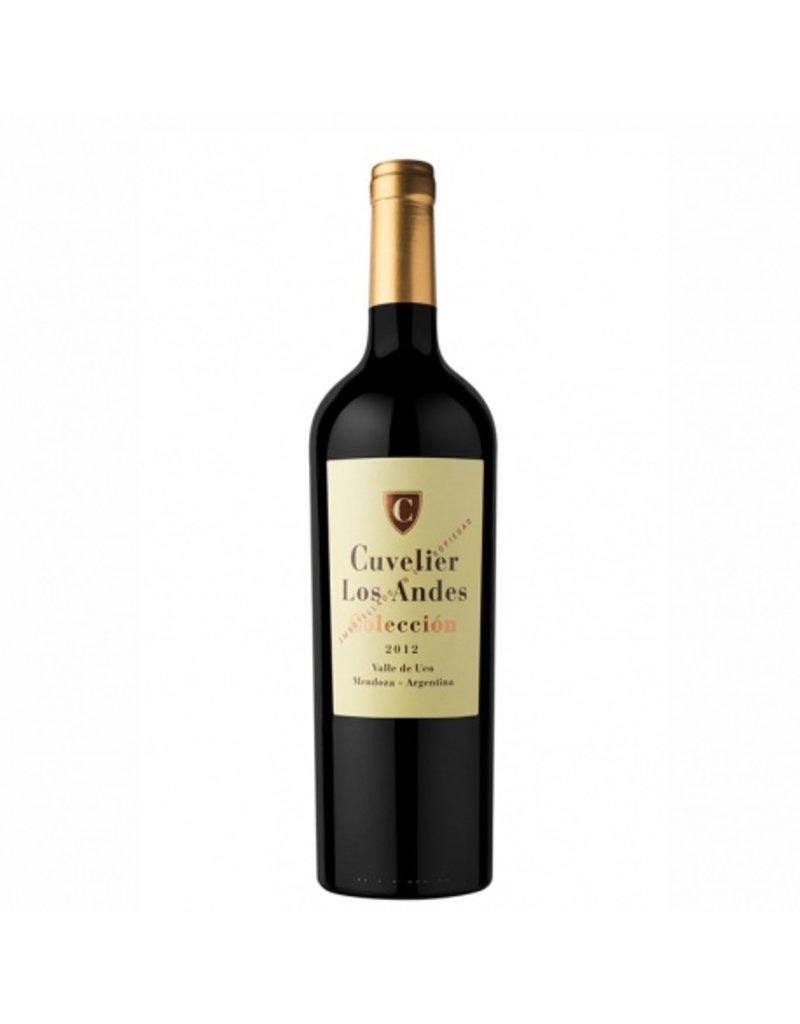 """South American Wine Cuvelier Los Andes """"Coleccion"""" Valle de Uco Mendoza 2015 750ml"""