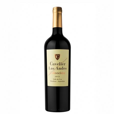 """South American Wine Cuvelier Los Andes """"Coleccion"""" Valle de Uco Mendoza 2013 750ml"""