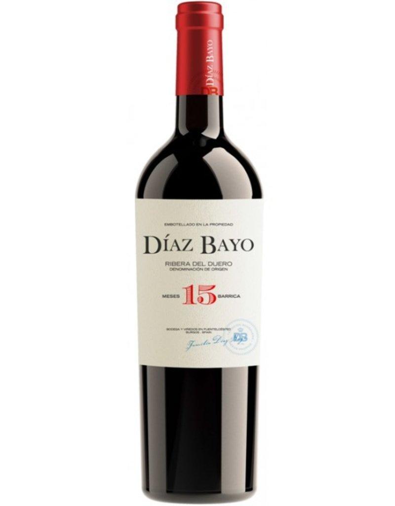 Diaz Bayo Ribera del Duero Crianza 2015 750ml