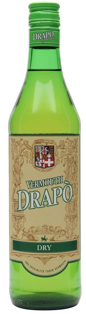 Vermouth Drapo Dry Verouth 500ml