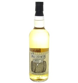 Scotch Single Cask Nation Glenrothes 20 year Single Malt Scotch 52.9% 219 bottles produced 750ml