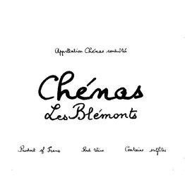 """French Wine Domaine Saint-Cyr Chenas """"Les Blémonts"""" 2015 750ml"""