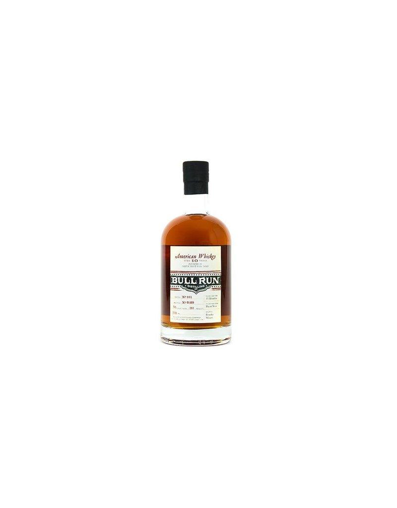 Whiskey Bull Run Pinot Noir Finish American Whiskey 750ml