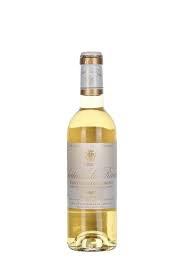 Dessert Wine Chateau La Rame Sainte-Croix-Du-Mont 2015 375ml