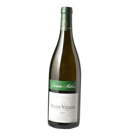 French Wine Domaine Mathias Macon-Village 2016 750ml