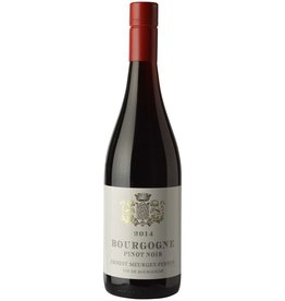 French Wine Ernest Meurgey-Perron Bourgogne Rouge Pinot Noir 2015 750ml