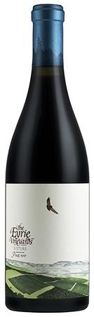 "American Wine The Eyrie Vineyards ""Sisters"" Pinot Noir 2015 750ml"