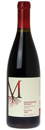 American Wine Montinore Estate Pinot Noir Willamette Valley Oregon 2016 750ml