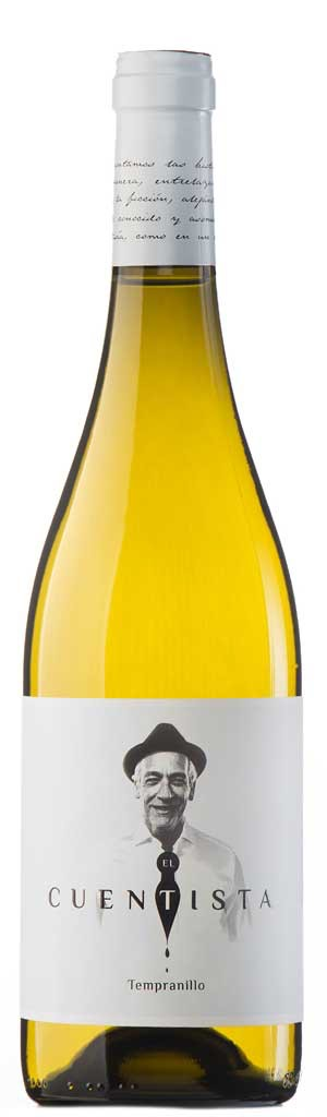 "Spanish Wine Pradorey ""El Cuentista"" Tempranillo Blanco Ribera del Duero 2013 750ml"
