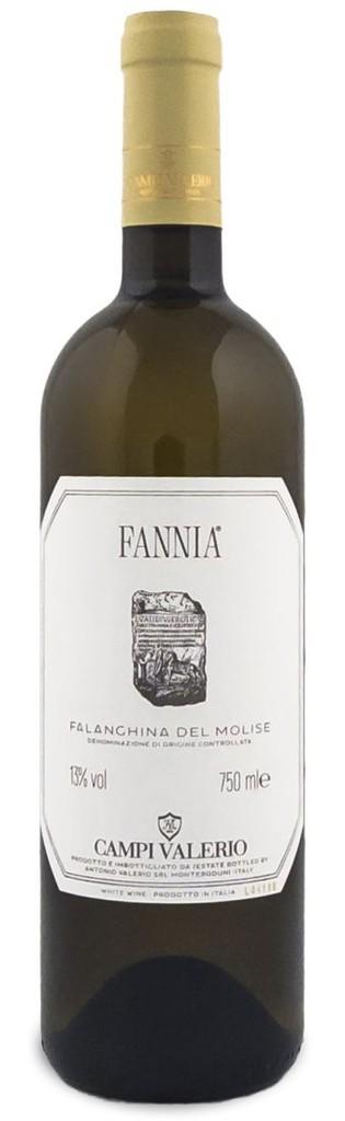 "Italian Wine Campi Valerio ""Fannia"" Falanghina del Molise 2017 750ml"