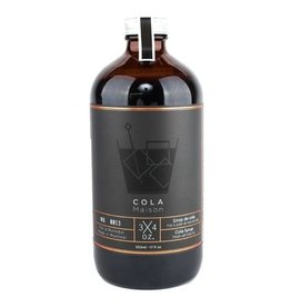 3/4 OZ. Cola Syrup 17oz