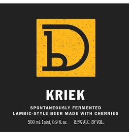 Beer Dovetail Brewing Kriek 500ml