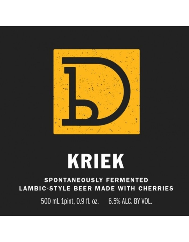 Dovetail Brewing Kriek 500ml