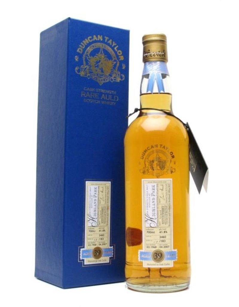 "Duncan Taylor ""Dimensions"" 15 year Single Malt Scotch Whisky Batch Number 501257 750ml"