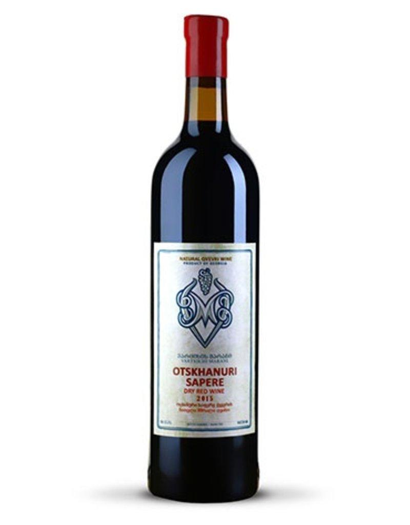 Vartiskhe Marani Aladasturi Dry Red Wine 2017 750ml