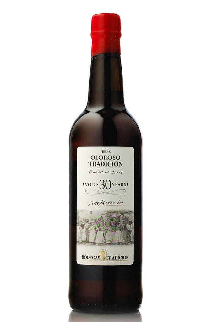 Sherry Bodegas Tradicion Oloroso 30 Years 750ml