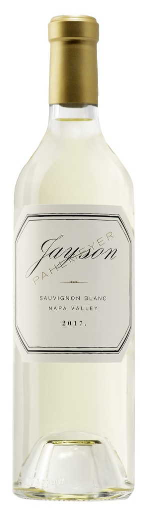 "American Wine Pahlmeyer ""Jayson"" Sauvignon Blanc Napa Valley 2017 750ml"