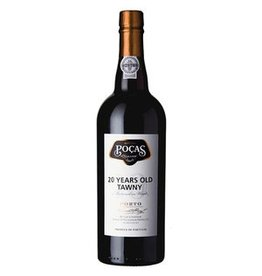 Dessert Wine Pocas Junior 20 Year Tawny Port 750ml