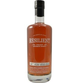 Bourbon Resilient Barrel #109 14 Year Straight Bourbon Whisky 750ml