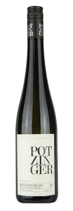 Austrian Wine Potzinger Sauvignon Blanc Tradition Sudteiermark 2017 750ml
