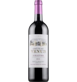 French Wine Chateau Venus Graves Rouge 2012 750ml