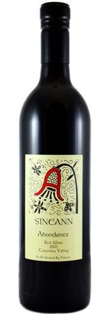 "American Wine Sineann ""Abondante"" Red Wine Columbia Valley 2016 750ml"