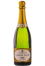 "Sparkling Wine Camille Savès ""Carte Blanche"" Brut Champagne Bouzy NV 750ml"