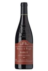 French Wine Domaine de Piaugier Sablet 2015 750ml