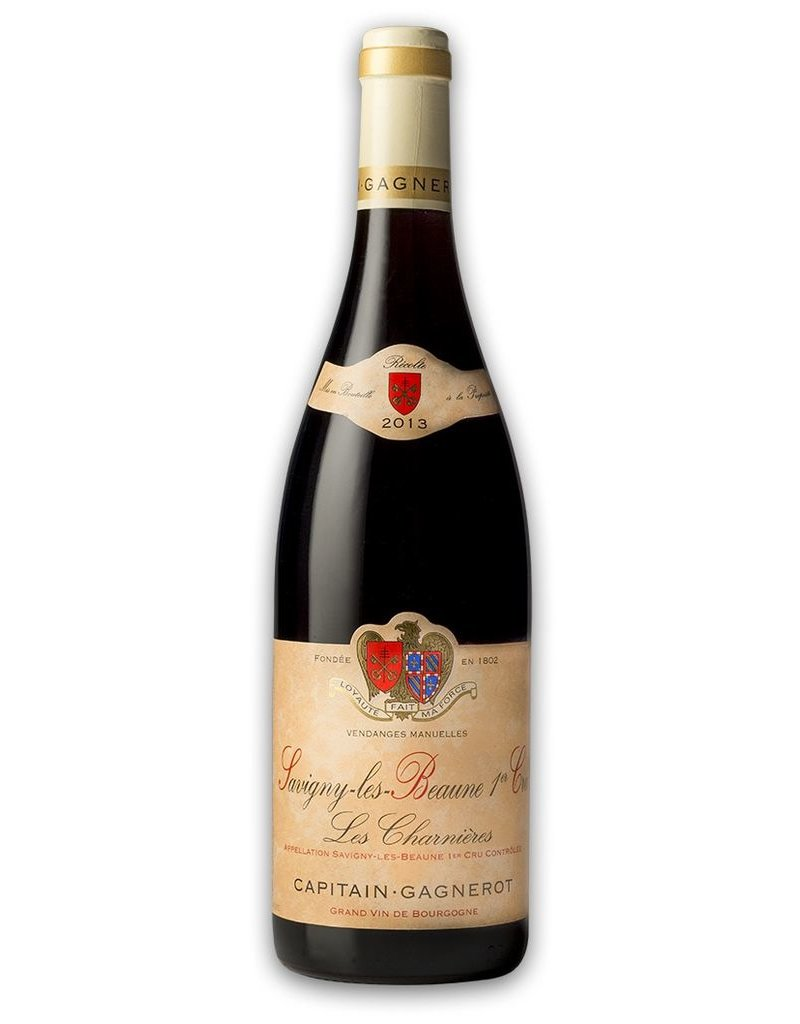"""French Wine Capitain-Gagnerot Savigny-Les-Beaune 1er Cru """"Les Charniéres"""" 2012 750ml"""