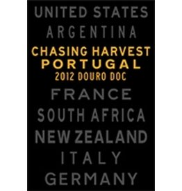 Portuguese Wine Chasing Harvest Vinho Tinto Old Vines Field Blend Douro 2016 750ml