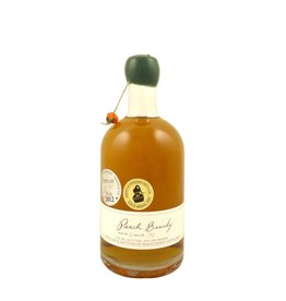 Brandy Peach Street Peach Brandy Batch No. 7 750ml