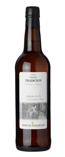 Sherry Bodegas Tradicion Fino Tradicion 750ml