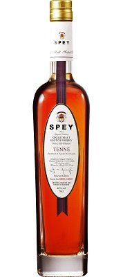 "Scotch Spey ""Tenné"" Single Malt Scotch Whisky 750ml"