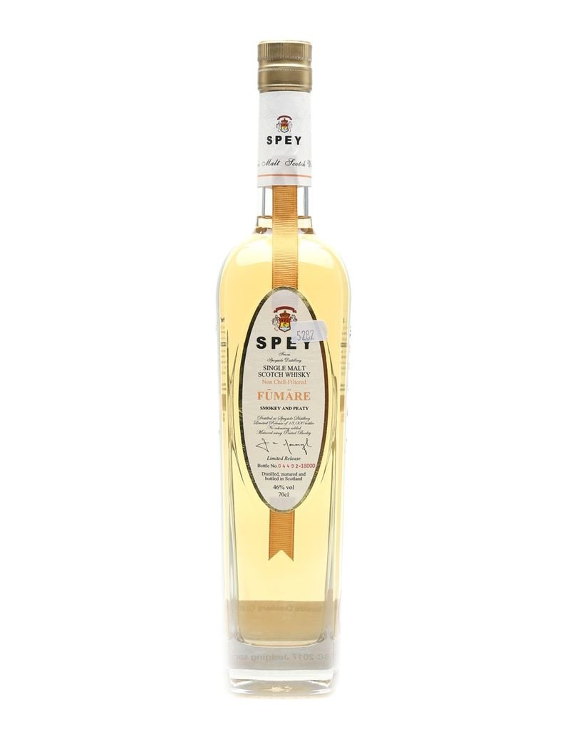 "Scotch Spey ""Fumaré"" Single Malt Scotch Whisky 750ml"