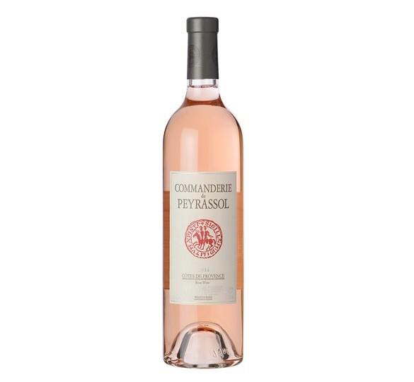 "French Wine Chateau Peyrassol ""Commanderie de Peyrassol"" Rosé Provence 2017 750ml"