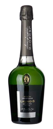 Sparkling Wine Launois Grand Cru Blanc de Blanc Brut 2011 750ml