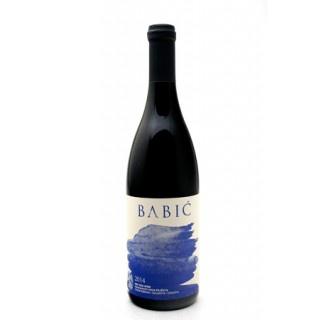 Eastern Euro Wine Pilizota Babic North Dalmatia Croatia 2015 750ml