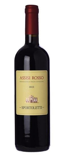 Italian Wine Sportoletti Assisi Rosso 2016 750ml