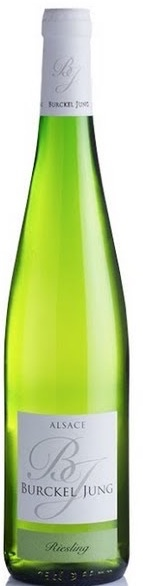 French Wine Domaine Burckel Jung Riesling Alsace 2016 750ml